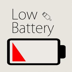 Low Battery - בלי סוללה